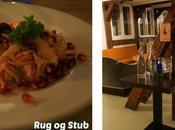 Stub: gastronomie nouvelle Copenhague