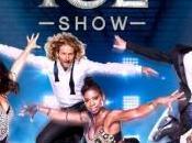 Audiences démarrage pour show avec millions téléspectateurs