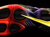 Nike Foamposite Asteroid