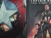 Captain America [Blu-ray Steelbook]