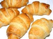 Petits croissants noisette/cacao