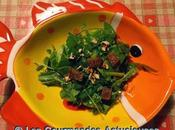 Salade diverse d'hiver