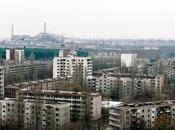 Pripyat, villes fantômes près Tchernobyl