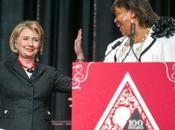 MAISON BLANCHE 2016. Hillary Clinton drague communauté afro-américaine