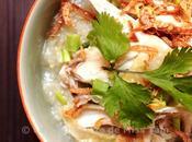 Vietnam Porridge poulet (Cháo