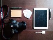 préparer pour live blogging d'un évènement