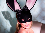 shooting Kate Moss pour magazine Playboy...