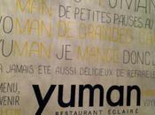 Yuman, nouveau restaurant éclairé, véritable lieu partage…
