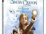 Snow Queen Reine Neiges Blu-ray