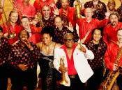 Ernesto Tito Puentes Band concert Morning Décembre 2013
