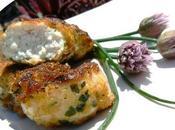 Aiguilettes poulet habit d'herbes jardin nuggets panes