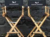 Fifty Shades Grey Nouvelles photos tournage avec Jamie Dornan Dakota Johnson