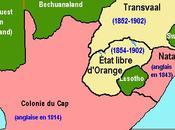 Afrique Sud, colonisation l'apartheid