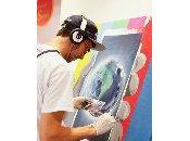Bell: Arpi graffiteur muraliste