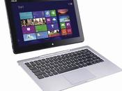 Transformer Book T300 d'Asus, ultraportable hybride PC/Tablette sous Windows