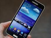 Galaxy Samsung lancé Taiwan