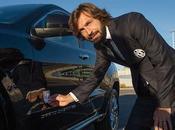 Juventus reçoit Jeep pour nouvelle saison