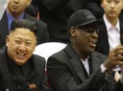 Dennis Rodman, cadeau Noël Corée Nord