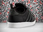 Keith Haring Adidas Originals Superstar 80′s