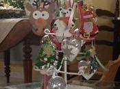 Décorations Noël sapin enfants
