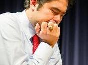 Finale Londres Nakamura 1,5-0,5 Gelfand