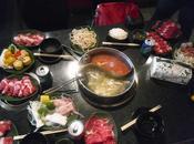 Food fondue chinoise