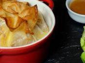 Croustillant d'andouille bretagne, sauce pommeau