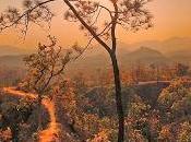 canyons nord Thaïlande [HD]
