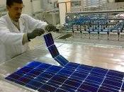 Algérie-France vers production 100.000 panneaux photovoltaïques/an Batna