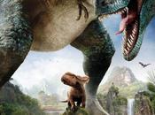 terre dinosaures, film
