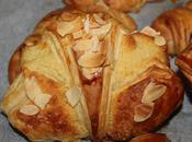Croissants amandes