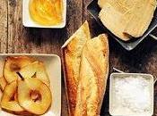 quoi ressemblerait sandwich Noël Drôle question foie gras poires caramélisées pour répondre