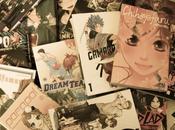 Rétrospective manga souvenirs lectures 2013 semestre