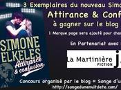 "Concours Exemplaires ""Attirance Confusion"" Simone Elkeles gagner"
