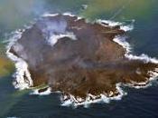 L'île apparue mois dernier, baptisée