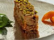 Marbré foie gras pistaches abricots pain d'épices recette rapide facile dernier numéro Yummy