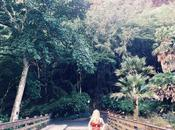 Greetings from Waimea Valley with Princesse Tam.tam!