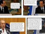 L'humour d'hollande crif l'amour propre algerien