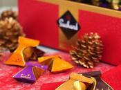 {noël 2013 C'est cadeau père noël laissé deux boîtes chocolats Suchard pour vous. remportera
