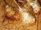 Brochettes Kadaïf crevette, petit apéritif croquant