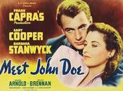 L'Homme Meet John Doe, Frank Capra (1941)