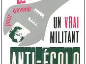 jours pour devenir vrai militant anti-écolo