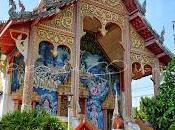 Thaïlande, 4ème étape Région montagneuse nouilles façon Chiang