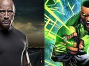 Batman Superman Dwayne Johnson Green Lantern