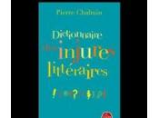 """Quand l'injure devient """"littéraire""""…."""