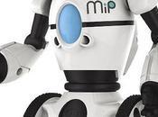 nouveau robot intéractif WowWee