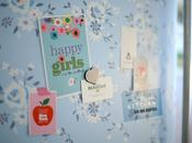 look frigo Girly Kitchen