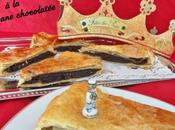 Galette Rois frangipane chocolatée