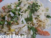 thaï crevettes