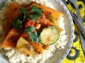 Couscous végétarien légumes